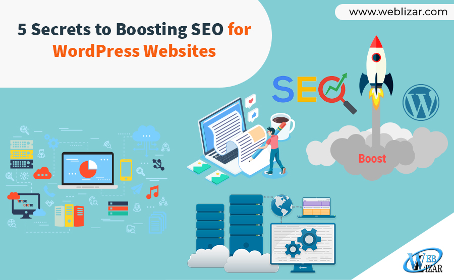 5 Secrets to Boosting SEO for WordPress Websites