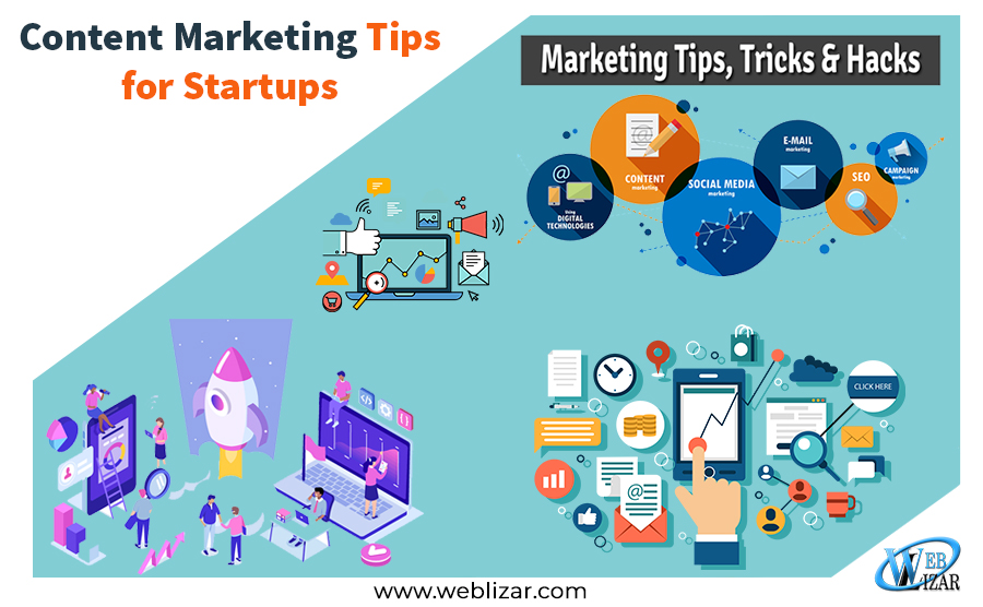 Content Marketing Tips for Startups