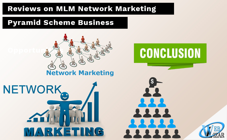 Reviews on MLM Network Marketing Pyramid Scheme Business  Opportunities