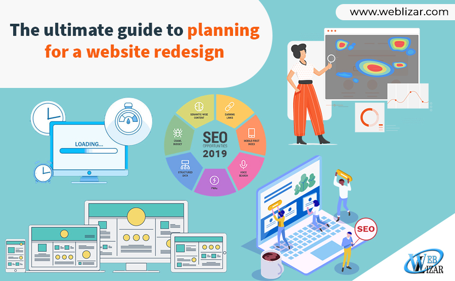 The ultimate guide to planning for a website redesign