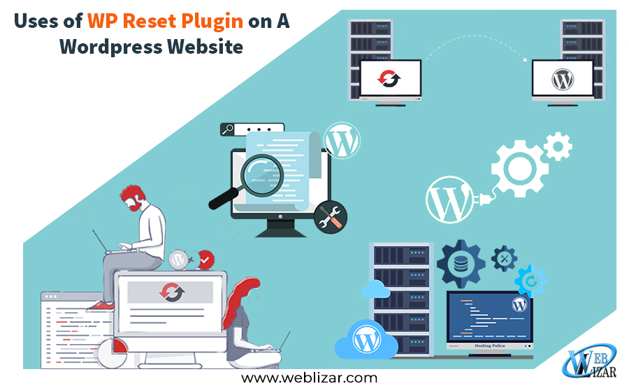 Uses of WP Reset Plugin on A WordPress Website
