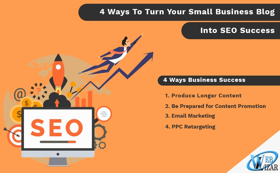 4 Ways To Turn Your Small Business Blog Into SEO Success