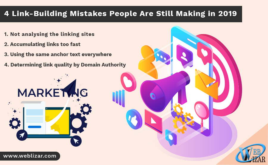 4 Link-Building Mistakes People Are Still Making in 2019