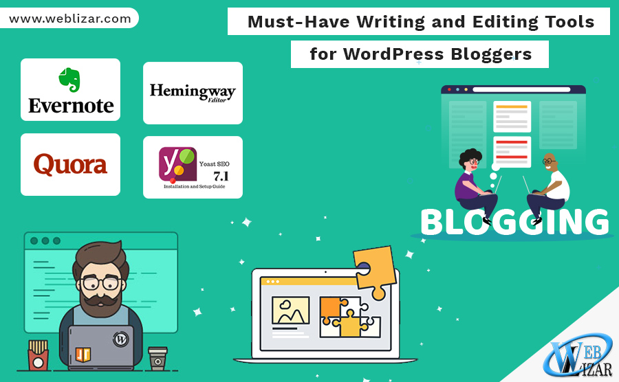 Must-Have Writing and Editing Tools for WordPress Bloggers