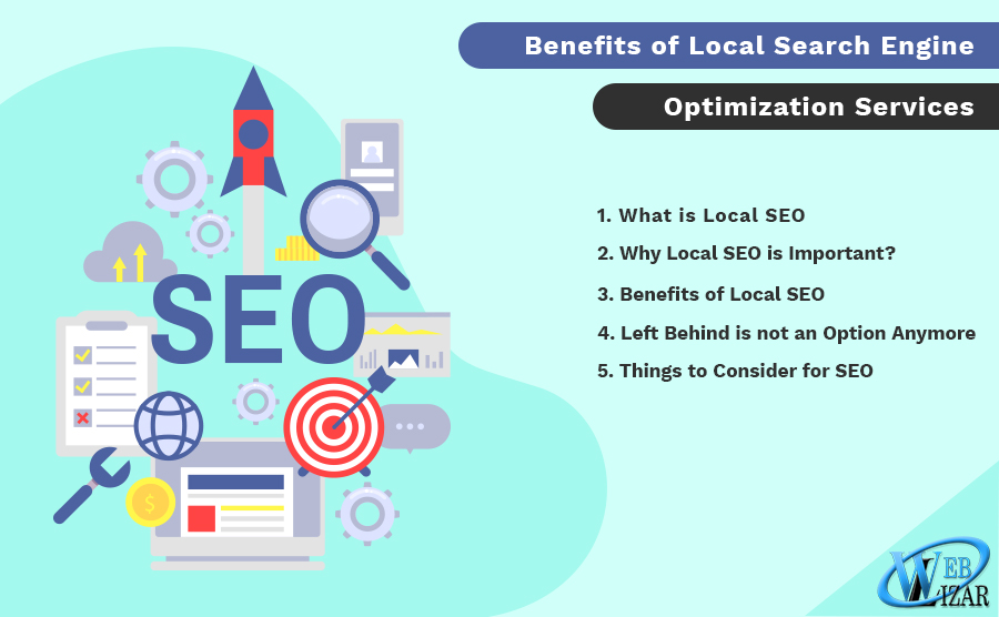 Benefits of Local Search Engine Optimization Services
