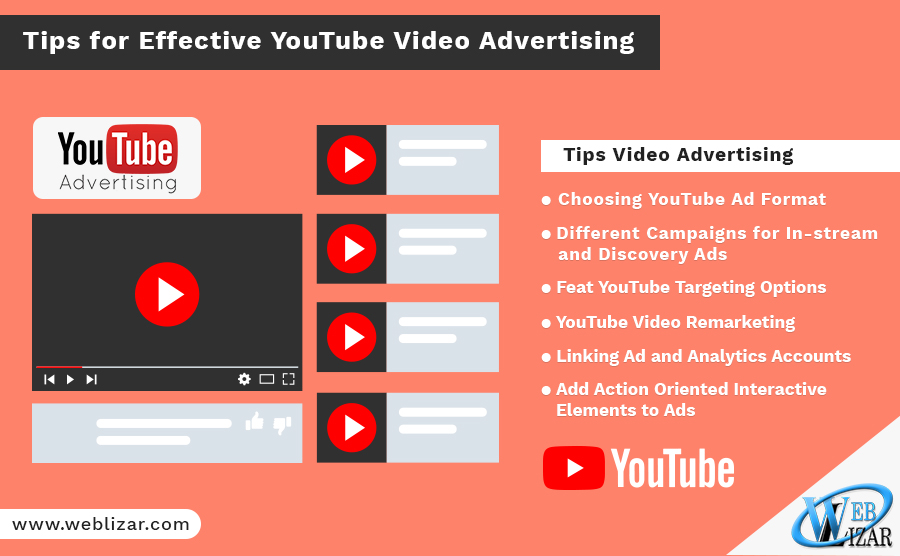 Tips for Effective YouTube Video Advertising