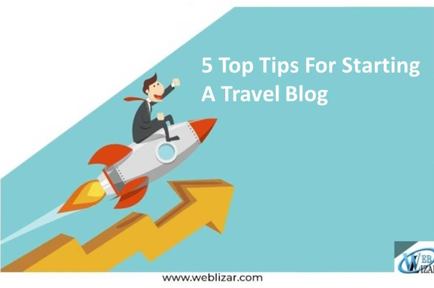 San Diego flyers – 5 top tips for starting a travel blog