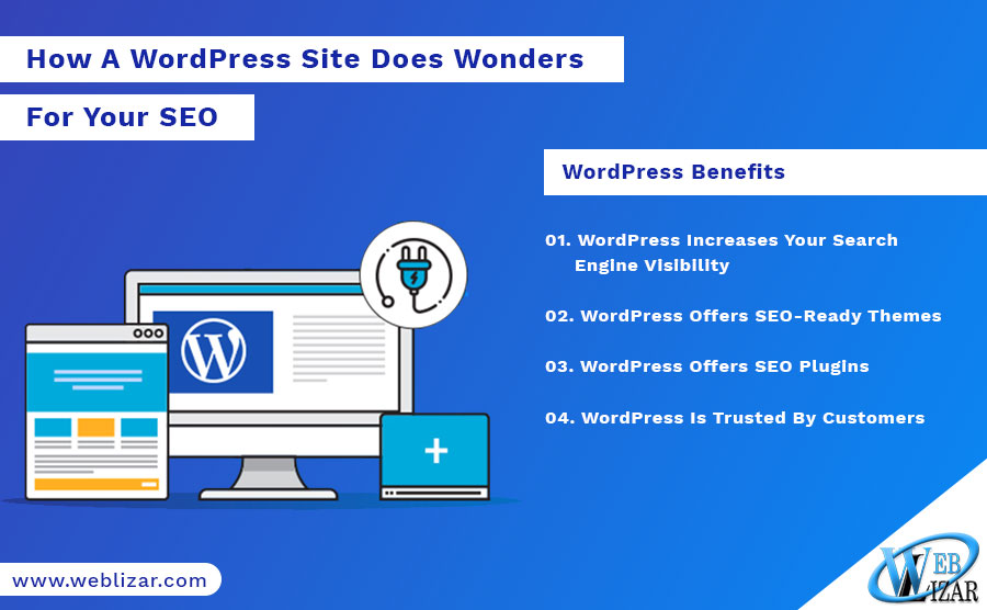 How A WordPress Site Does Wonders For Your SEO