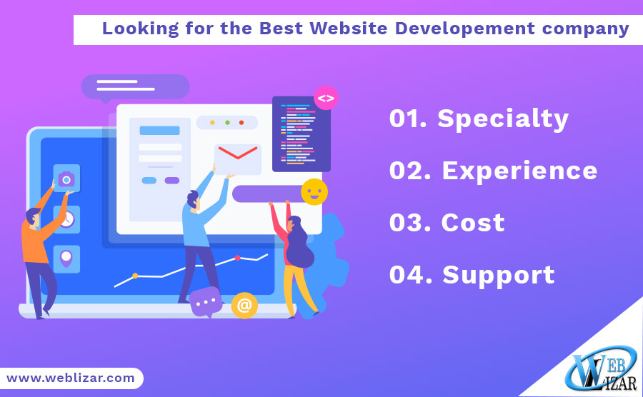 Looking for the Best Website Developement company