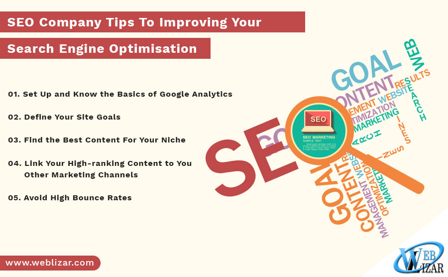 SEO Company Tips To Improving Your Search Engine Optimisation