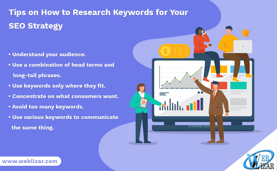 Tips on How to Research Keywords for Your  SEO Strategy