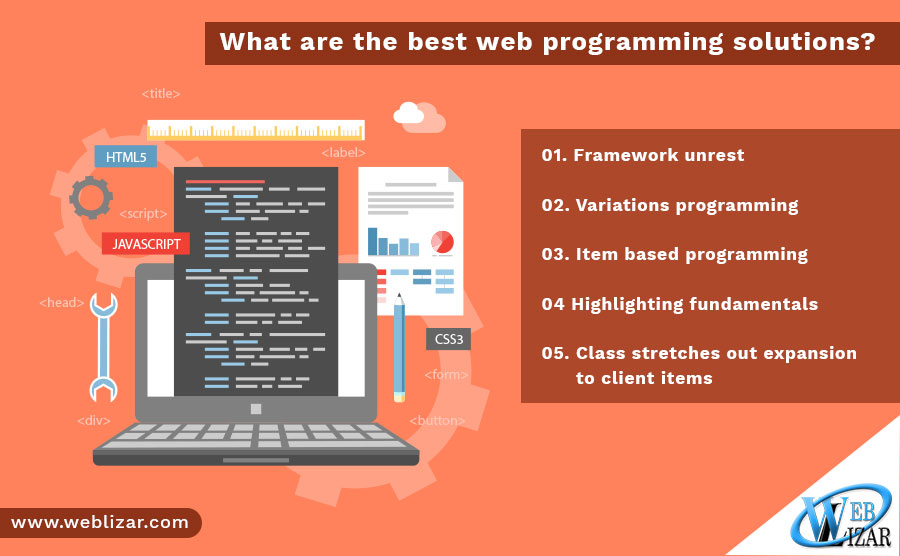 What are the best web programming solutions?
