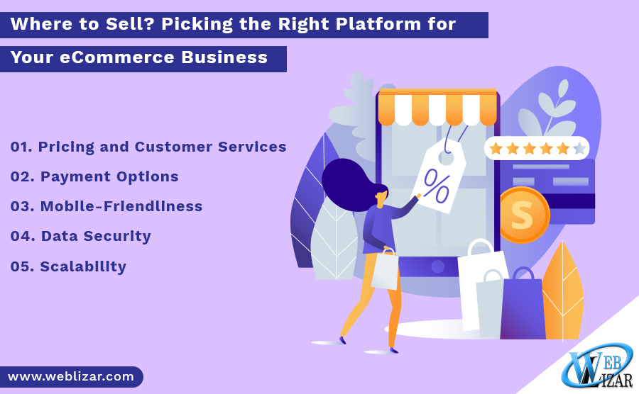Where to Sell? Picking the Right Platform for Your eCommerce Business