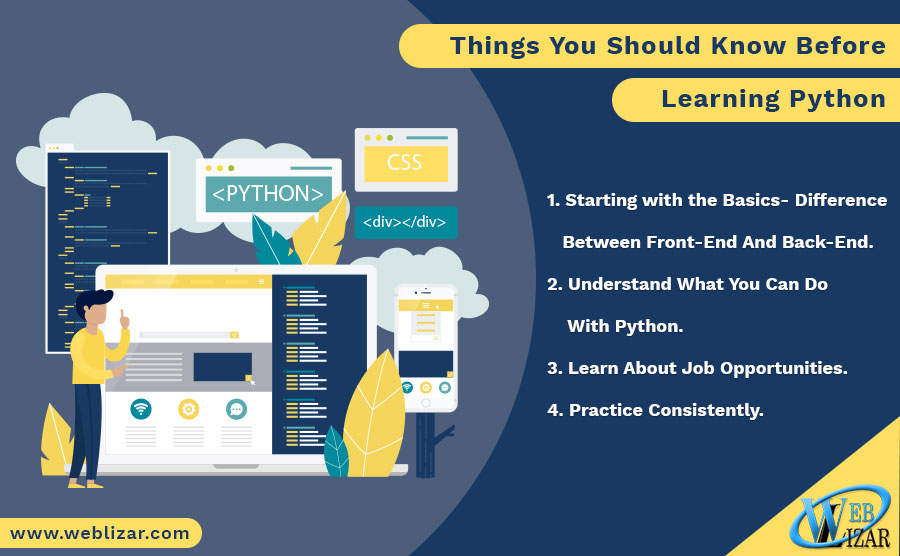 Things You Should Know Before Learning Python