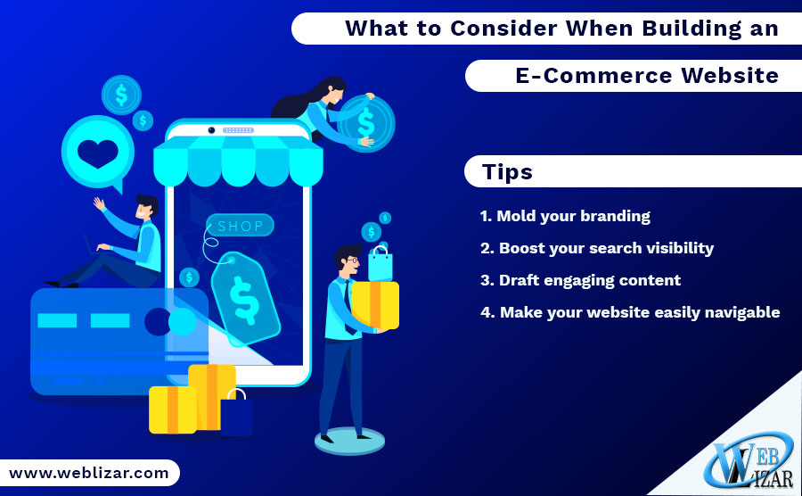 What to Consider When Building an E-Commerce Website