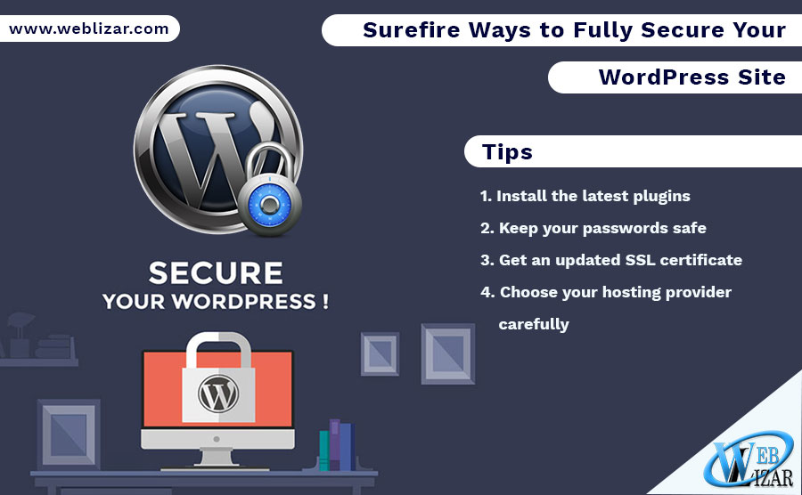 Surefire Ways to Fully Secure Your WordPress Site
