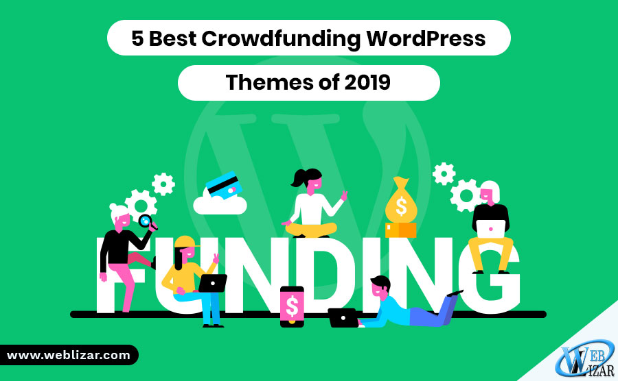 5 Best Crowdfunding WordPress Themes of 2019