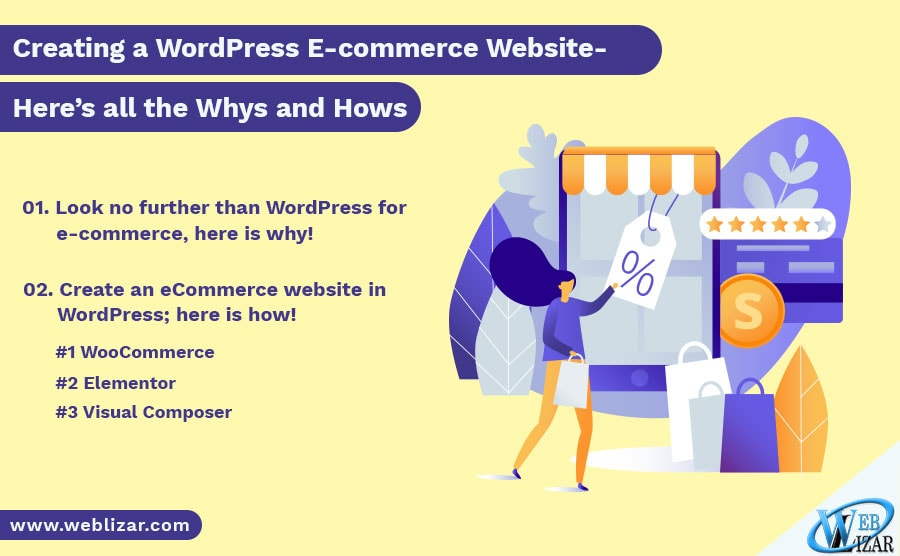 Creating a WordPress E-commerce Website