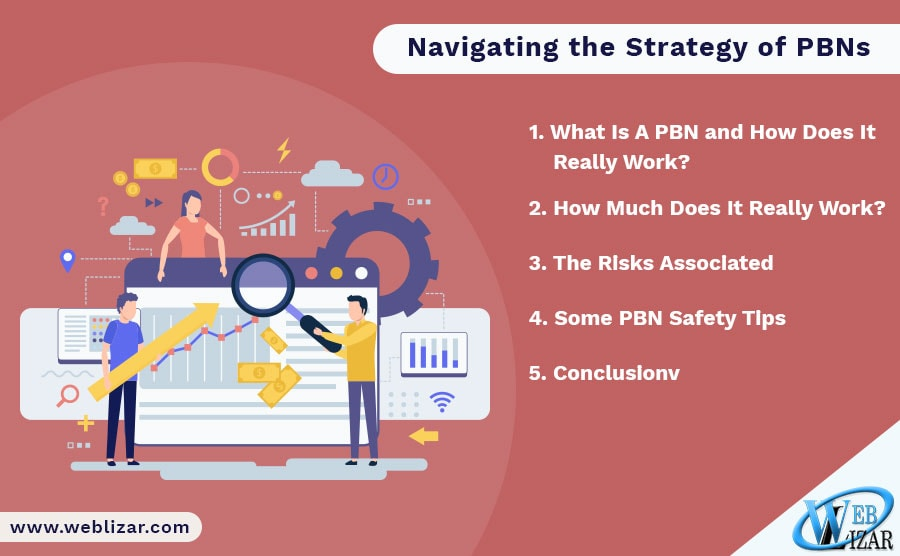Navigating the Strategy of PBNs