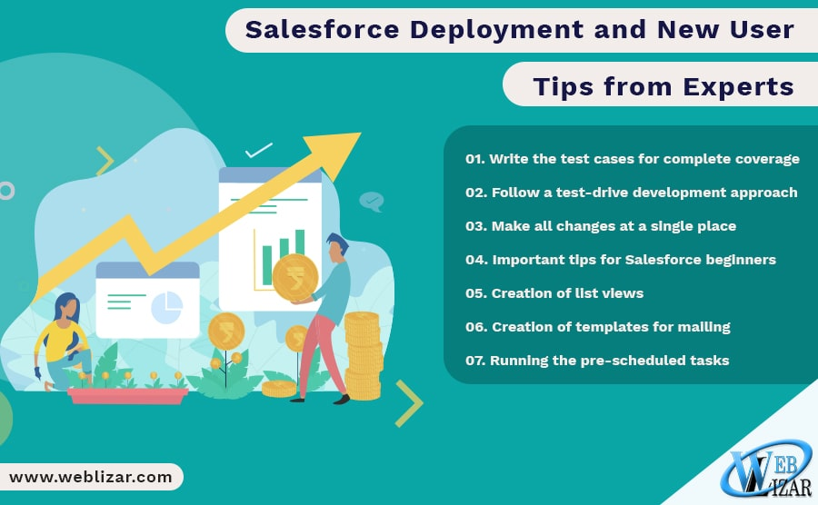Salesforce Deployment and New User Tips from Experts