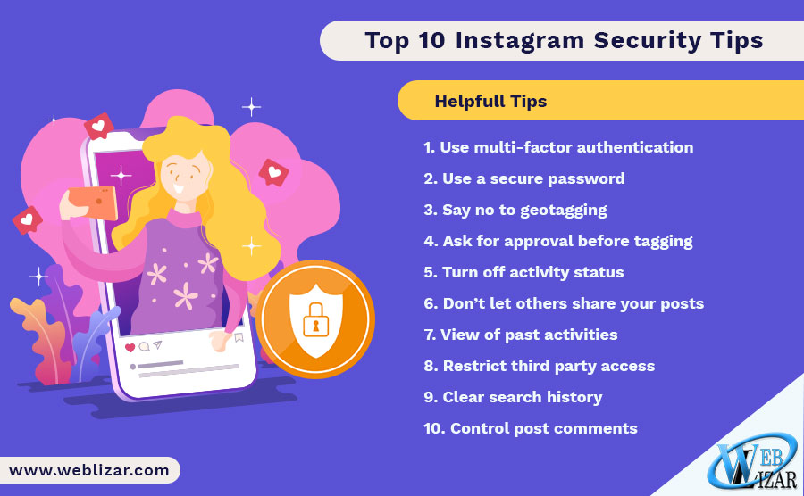 Top 10 Instagram Security Tips