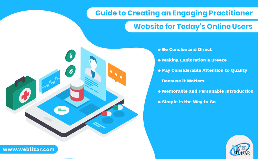 Guide to Creating an Engaging Practitioner Website for Today's Online Users