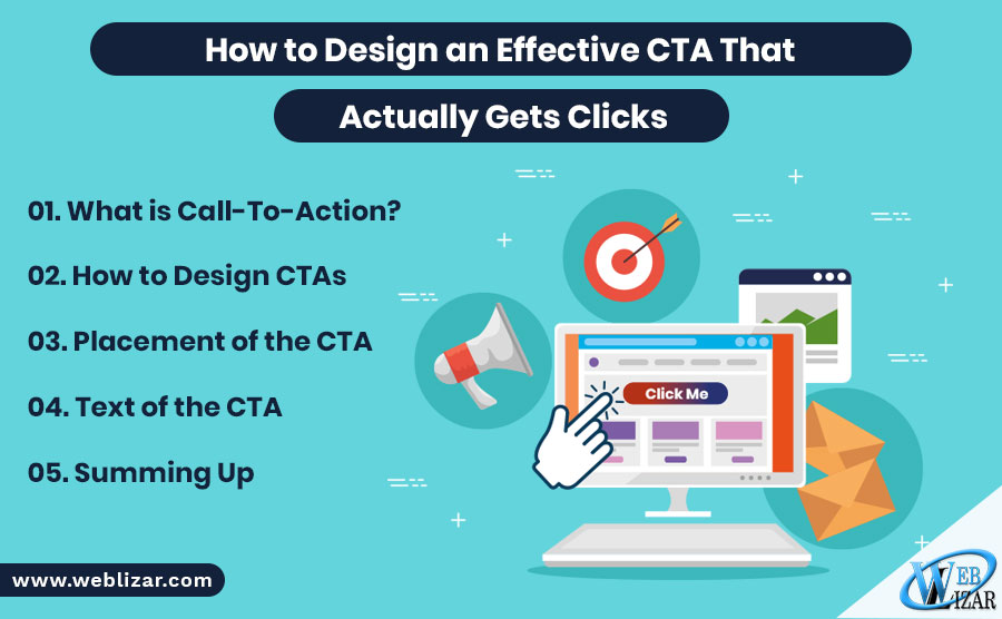 How to Design an Effective CTA That Actually Gets Clicks