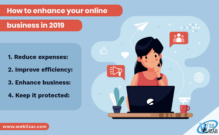 How to enhance your online business in 2019
