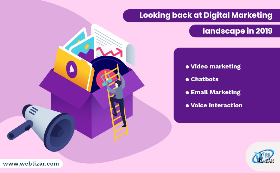 Looking back at Digital Marketing landscape in 2019
