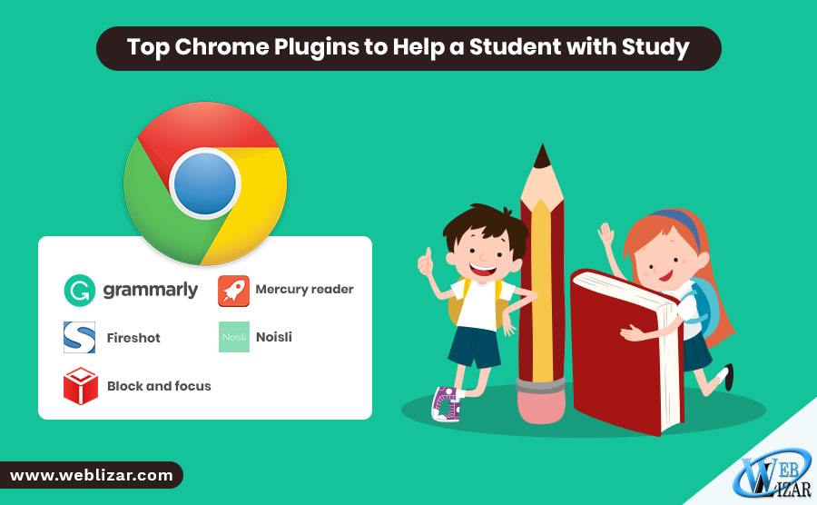 Top Chrome Plugins to Help a Student with Study