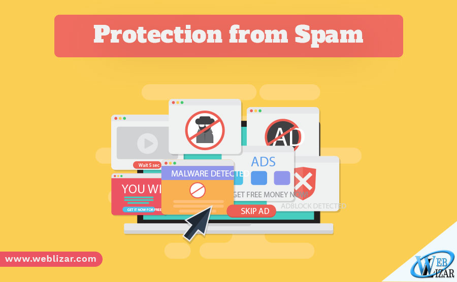 Protection from Spam