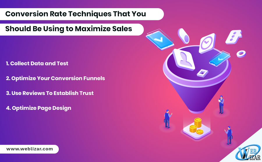 Conversion Rate Techniques That You Should Be Using to Maximize Sales