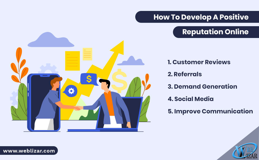 How To Develop A Positive Reputation Online