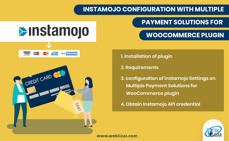 Instamojo Configuration with Multiple Payment Solutions for WooCommerce Plugin
