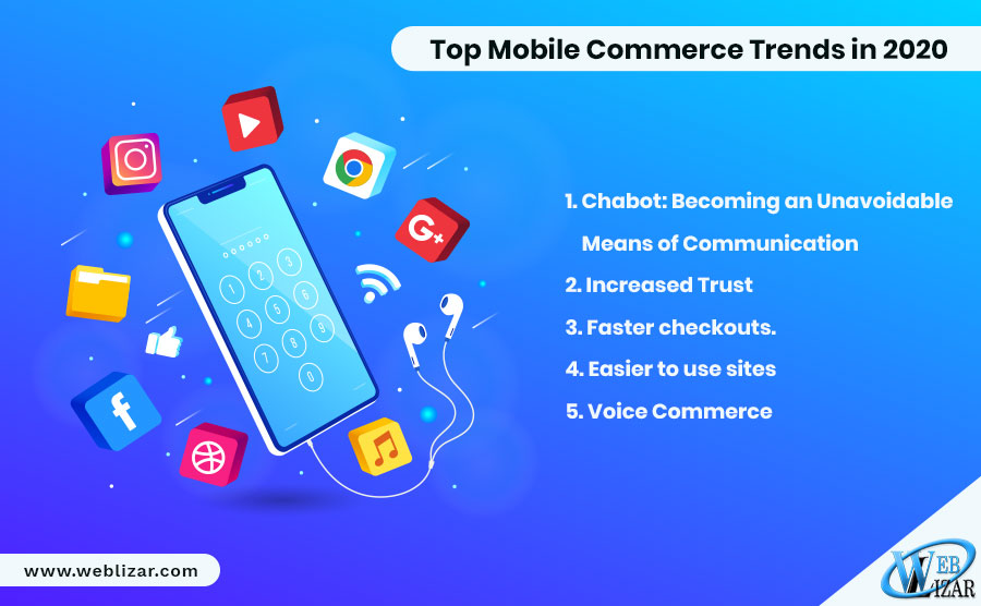 Top Mobile Commerce Trends in 2020