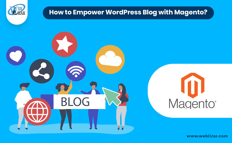 How to Empower WordPress Blog with Magento?