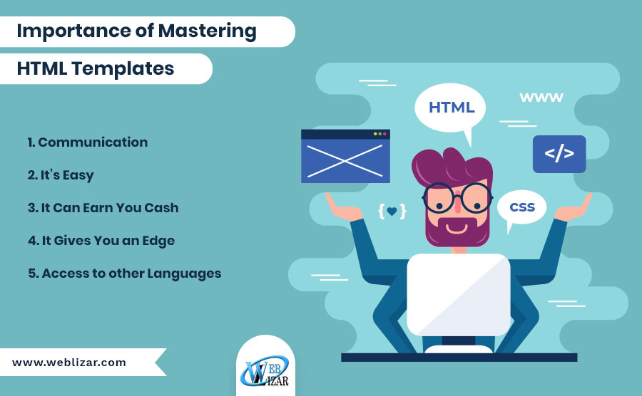 Importance of Mastering HTML Templates