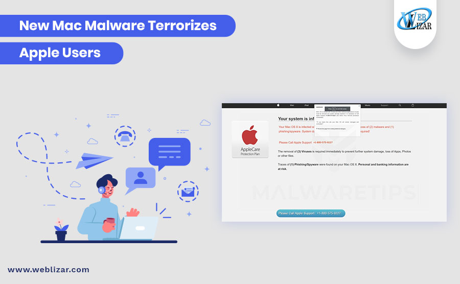 New Mac Malware Terrorizes Apple Users