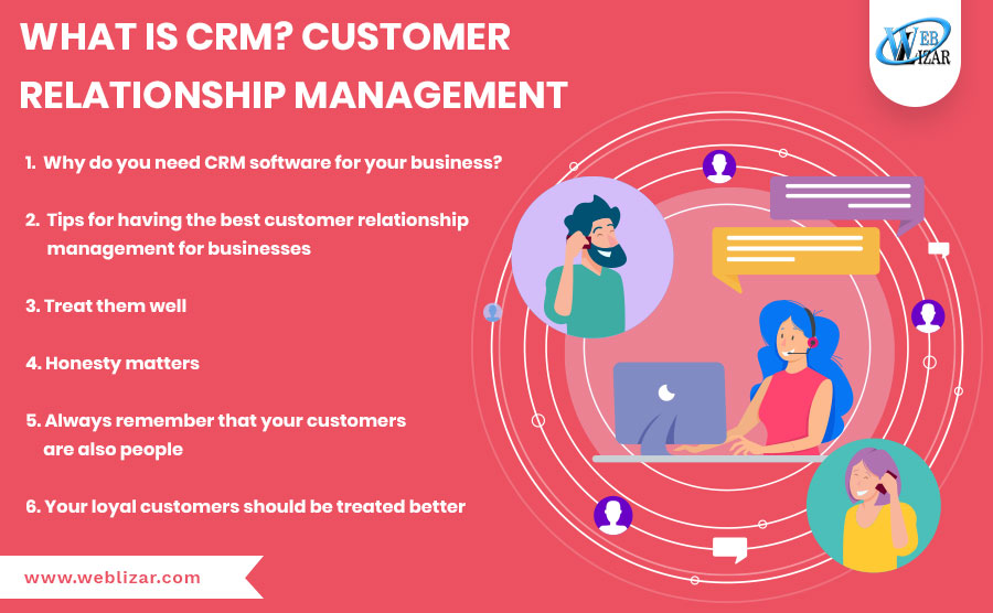 What is CRM? Customer Relationship Management