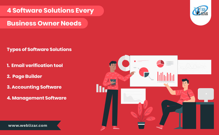 4 Software Solutions Every Business Owner Needs