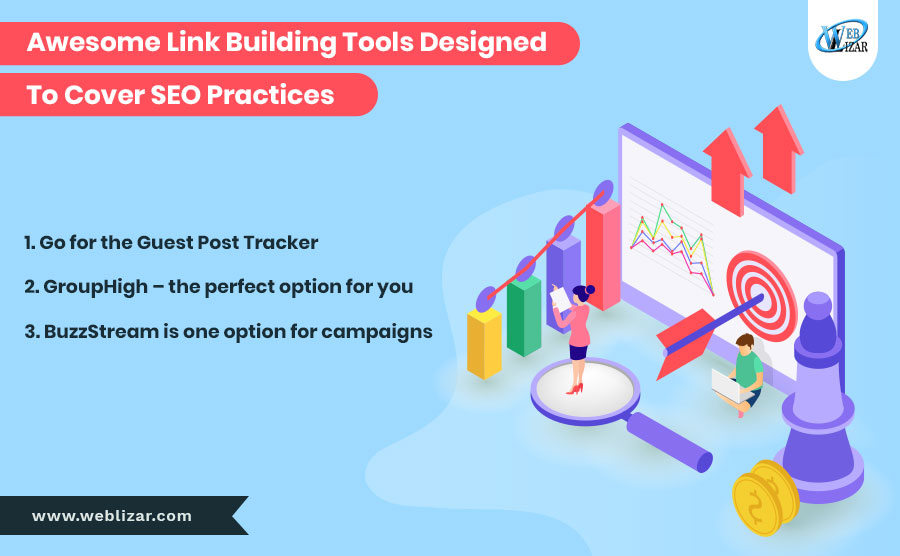 Awesome Link Building Tools Designed To Cover SEO Practices