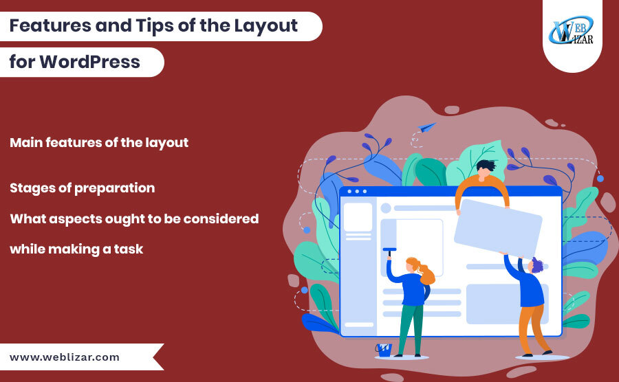 Features and Tips of the Layout for WordPress