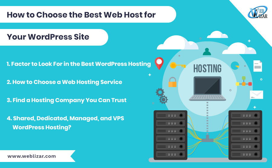 How to Choose the Best Web Host for Your WordPress Site