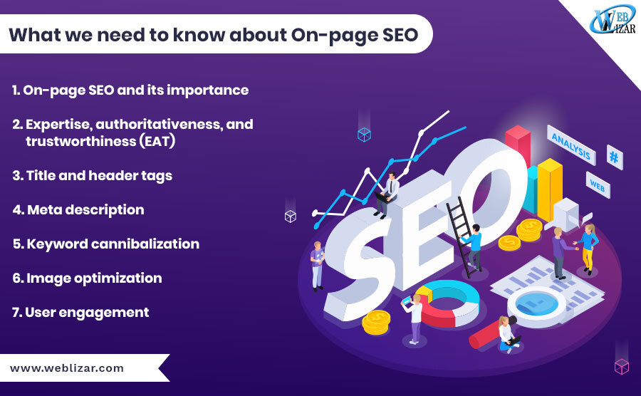 What we need to know about On-page SEO