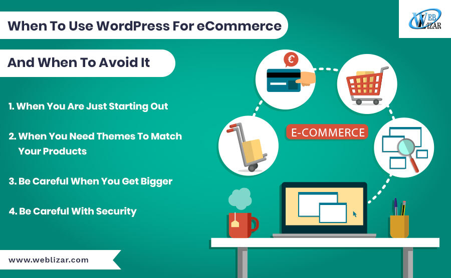 When To Use WordPress For eCommerce And When To Avoid It