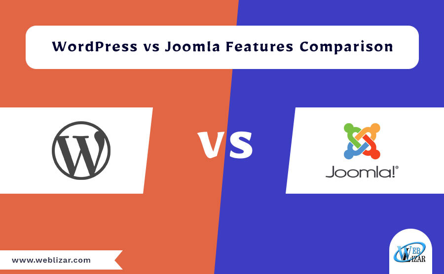 WordPress vs Joomla: Features Comparison