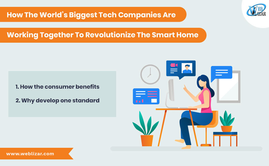 How The World's Biggest Tech Companies Are Working Together To Revolutionize The Smart Home