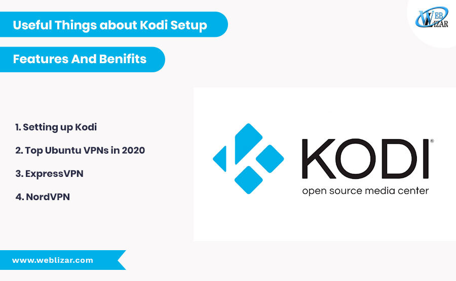 Useful Things about Kodi Setup: Features And Benifits