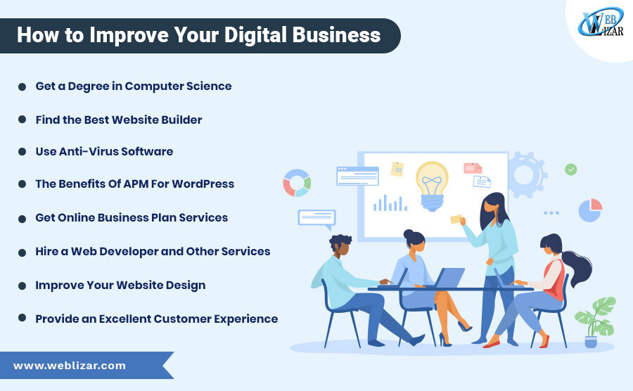 How to Improve Your Digital Business