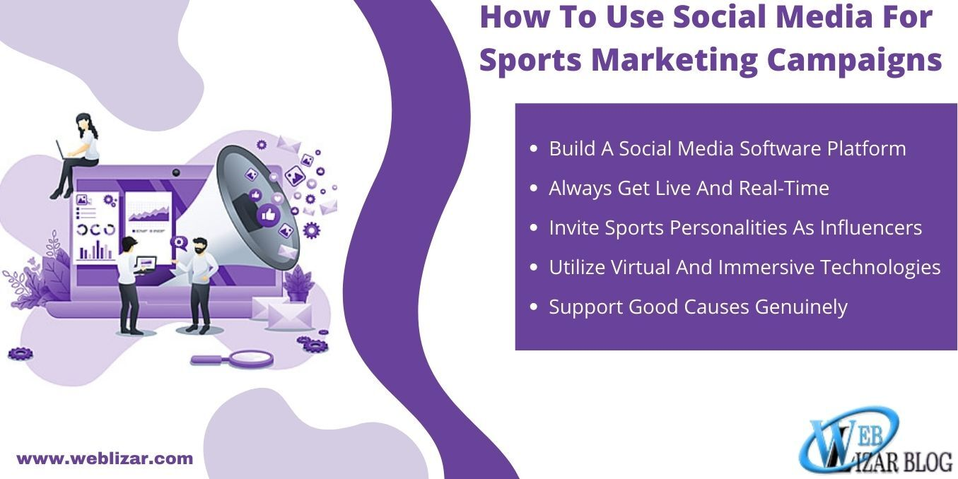 How To Use Social Media For Sports Marketing Campaigns